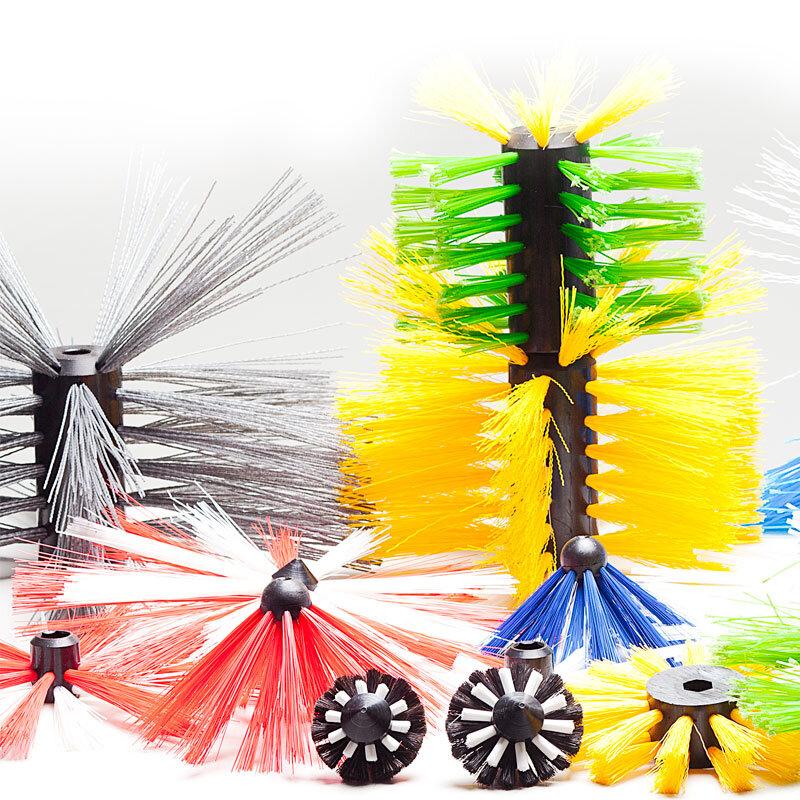 pressovac brushes