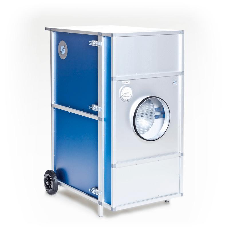pressovac filter unit maxi f100
